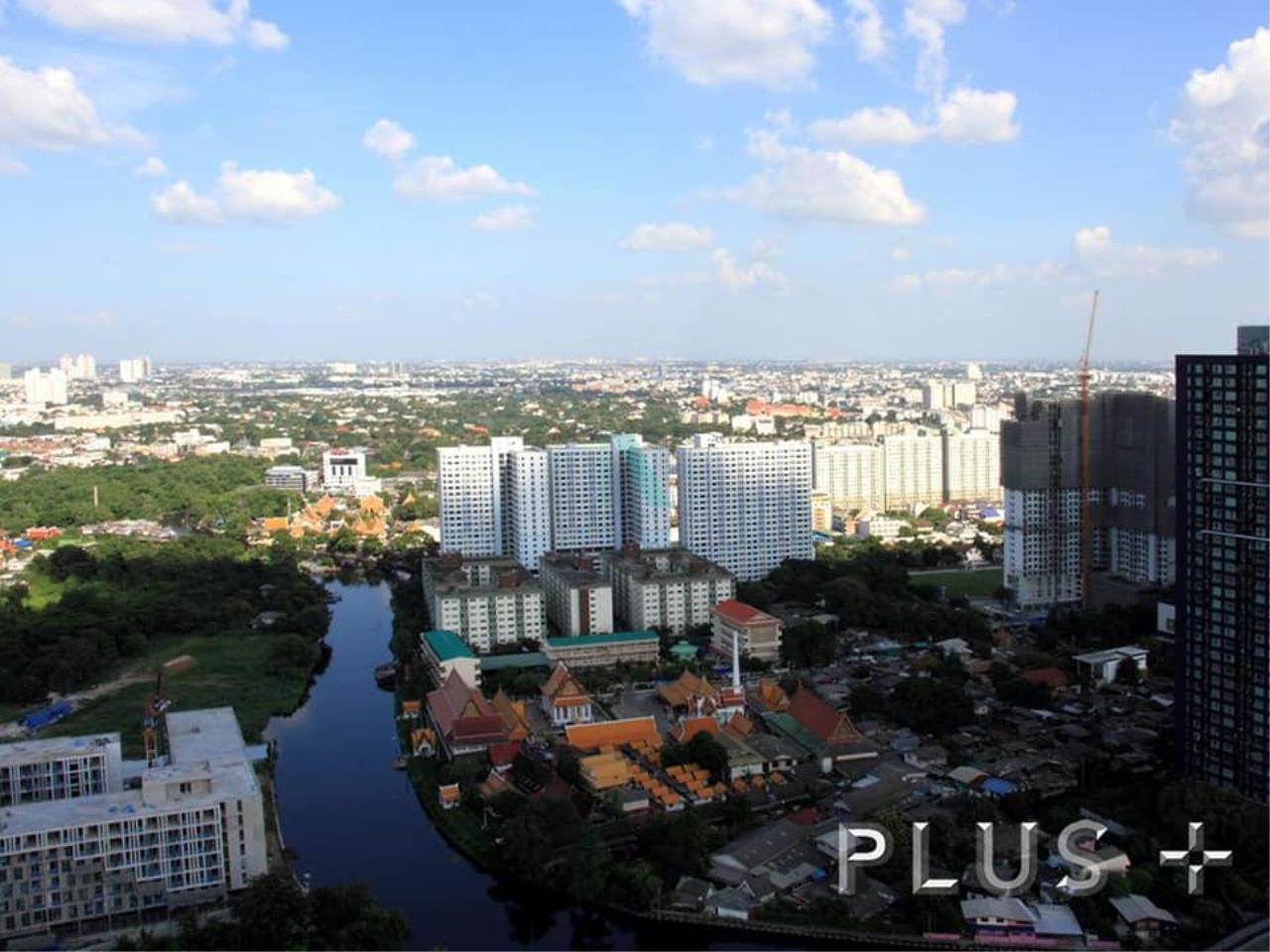 NOPPON REAL ESTATE CO.,LTD. Agency's For rent The Base Park West Sukhumvit 77 1 bedroom 38th floor. 7