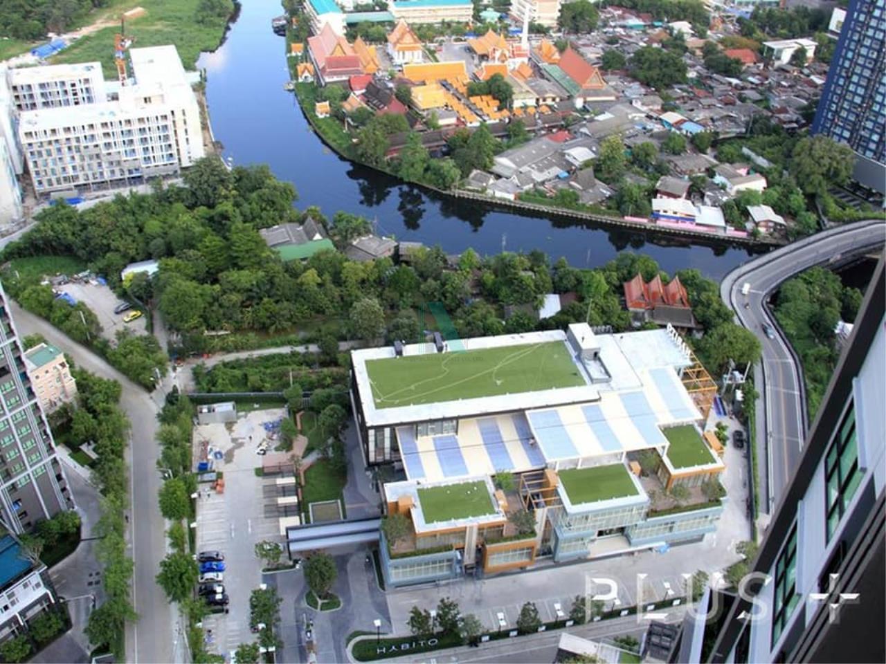 NOPPON REAL ESTATE CO.,LTD. Agency's For rent The Base Park West Sukhumvit 77 1 bedroom 38th floor. 8