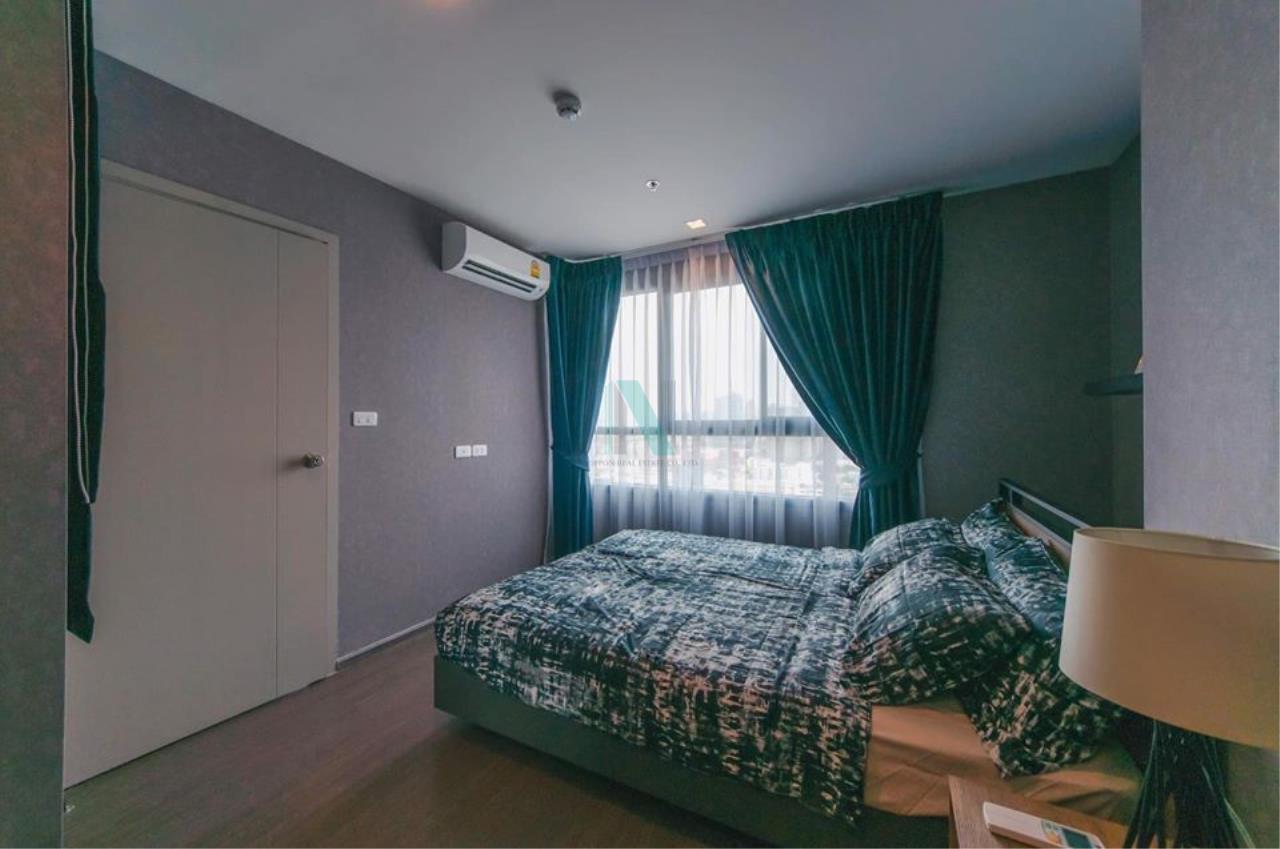NOPPON REAL ESTATE CO.,LTD. Agency's For rent Ideo Sukhumvit 93 1 bedroom 23rd floor near BTS Bang Chak. 2