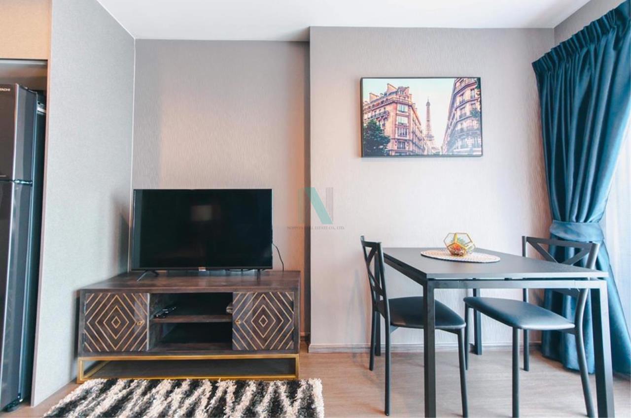 NOPPON REAL ESTATE CO.,LTD. Agency's For rent Ideo Sukhumvit 93 1 bedroom 23rd floor near BTS Bang Chak. 3
