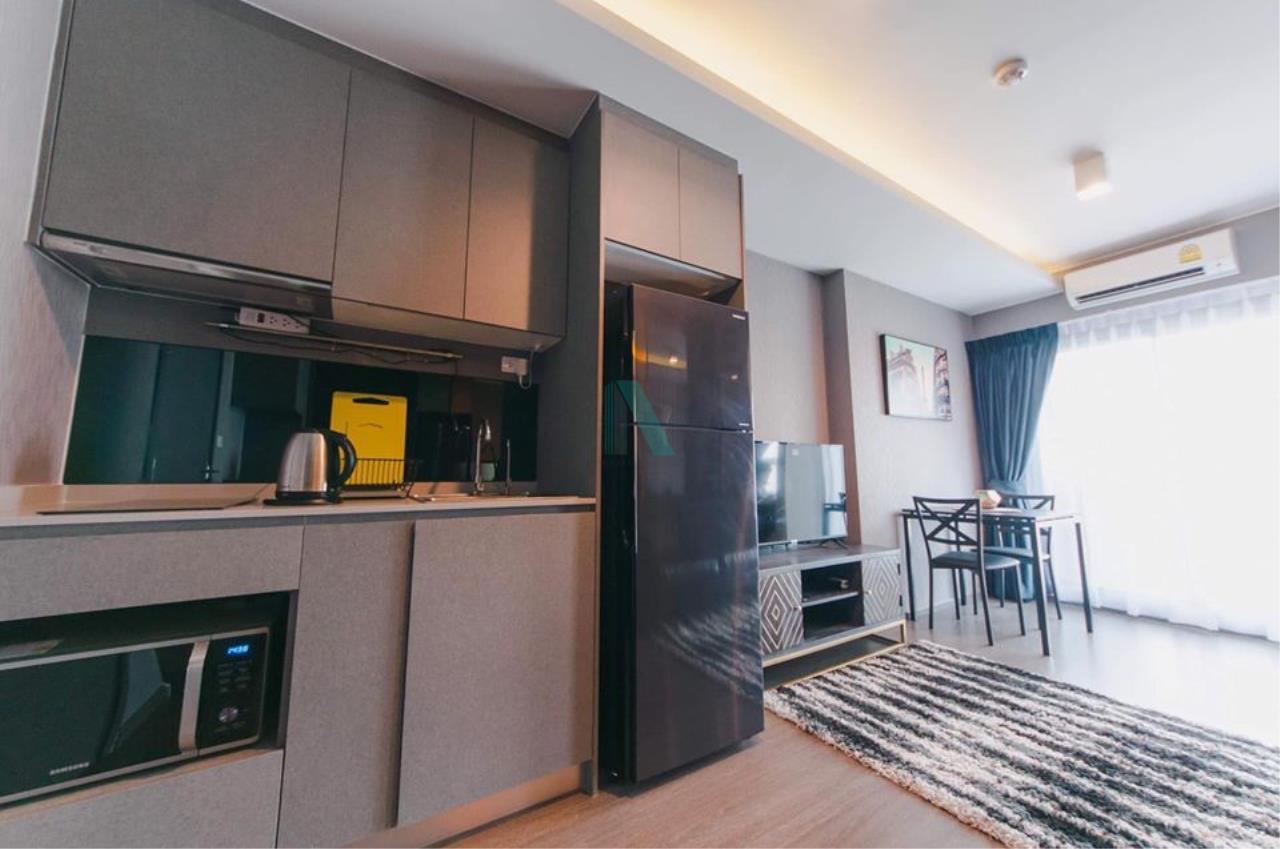 NOPPON REAL ESTATE CO.,LTD. Agency's For rent Ideo Sukhumvit 93 1 bedroom 23rd floor near BTS Bang Chak. 6