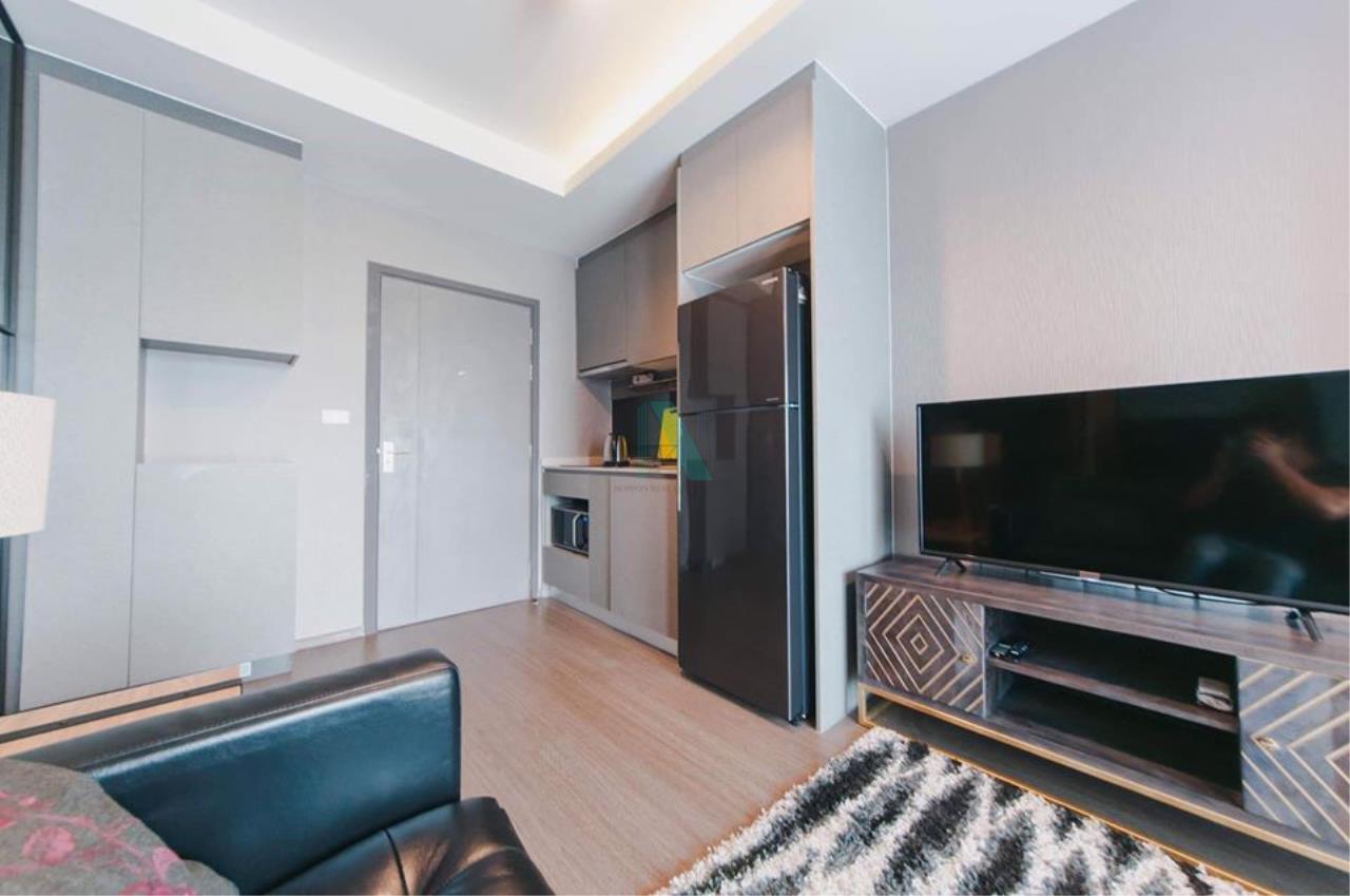 NOPPON REAL ESTATE CO.,LTD. Agency's For rent Ideo Sukhumvit 93 1 bedroom 23rd floor near BTS Bang Chak. 7