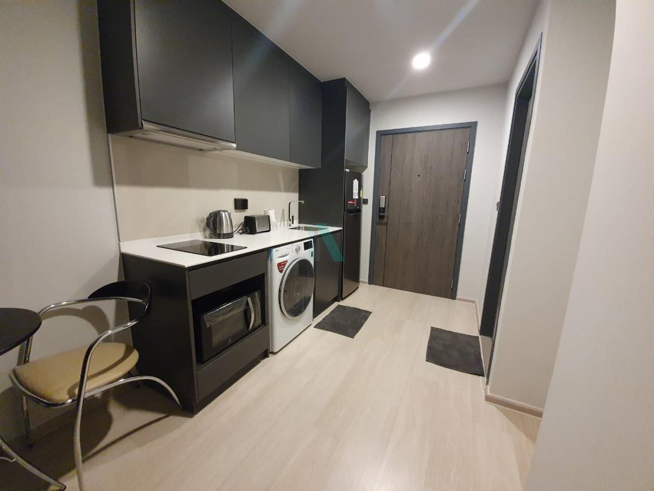 NOPPON REAL ESTATE CO.,LTD.  Agency's For Rent Venio Sukhumvit 10 STUDIO Floor 6 near BTS Nana. 3