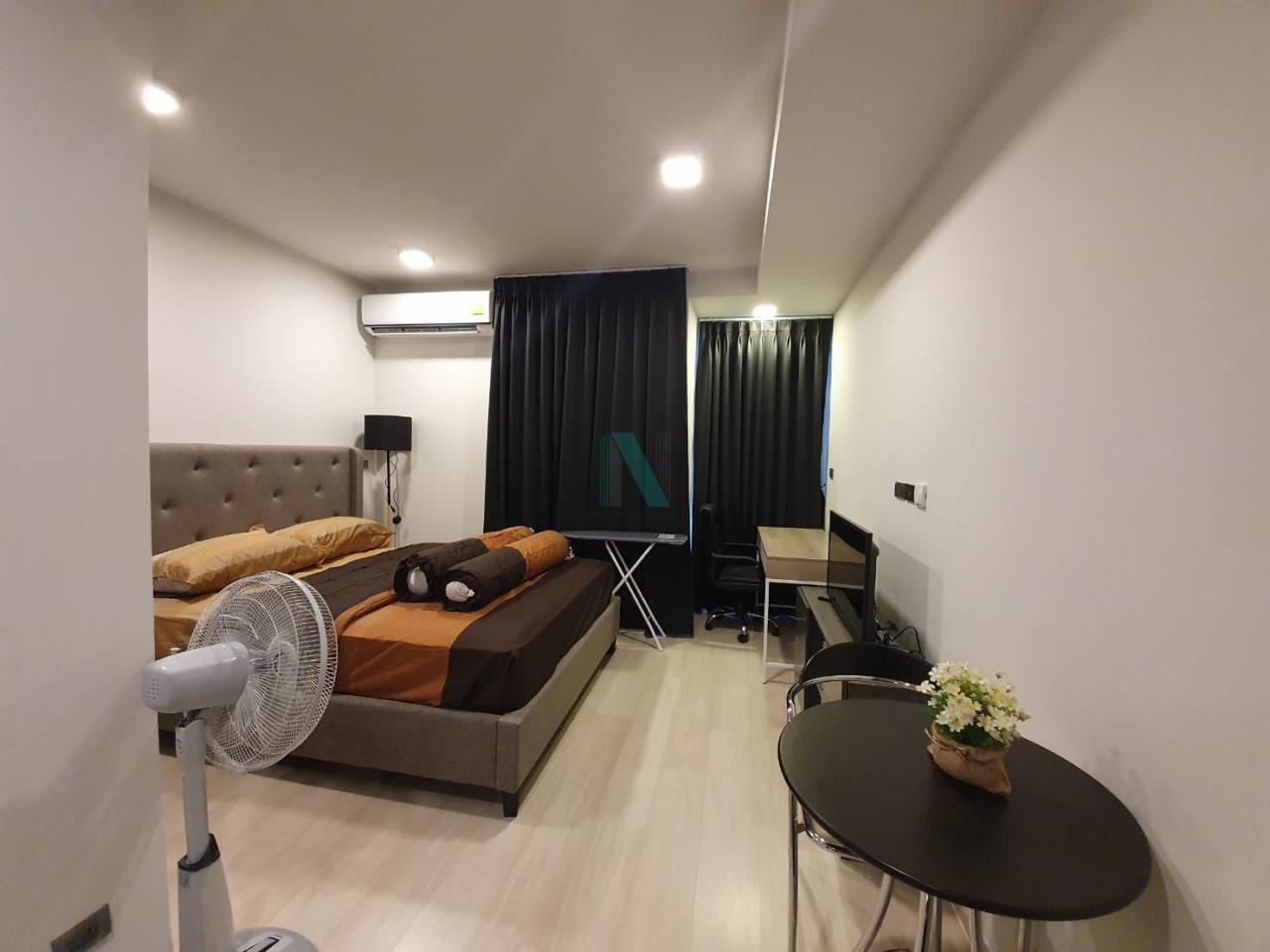 NOPPON REAL ESTATE CO.,LTD.  Agency's For Rent Venio Sukhumvit 10 STUDIO Floor 6 near BTS Nana. 6