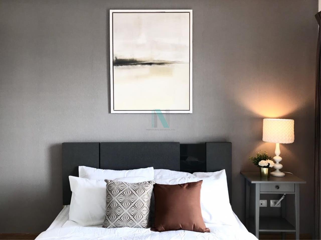 NOPPON REAL ESTATE CO.,LTD.  Agency's For Rent Supalai Park Ekkamai-Thonglor 2 bedrooms 40th floor. 7