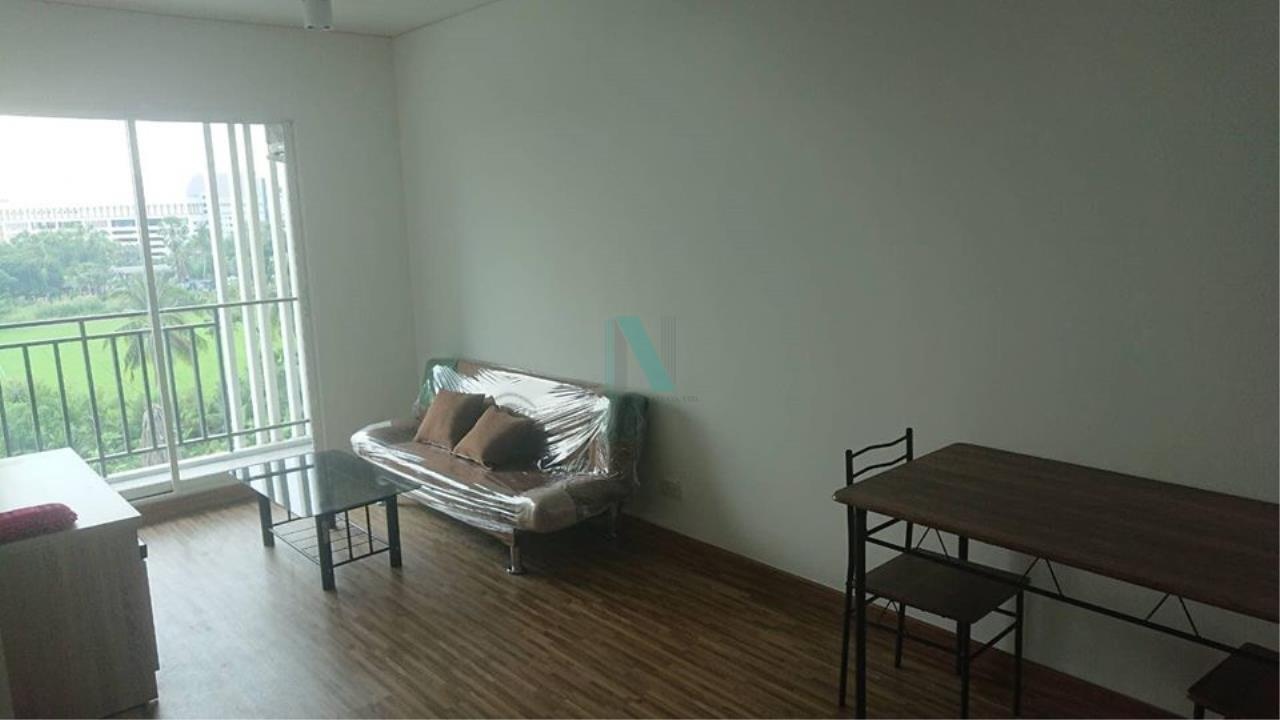 NOPPON REAL ESTATE CO.,LTD.  Agency's For rent The Iris Bangyai 1 bedroom 6th floor building 5 near MRT Khlong Bang Phai. 1