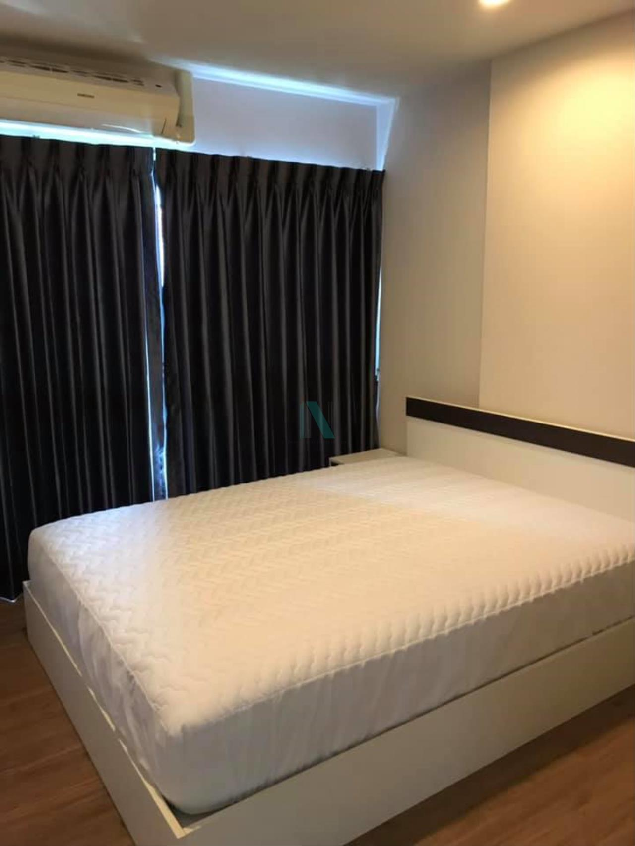 NOPPON REAL ESTATE CO.,LTD.  Agency's For rent Hallmark Ngamwongwan 1 bedroom 6th floor Building A. 1