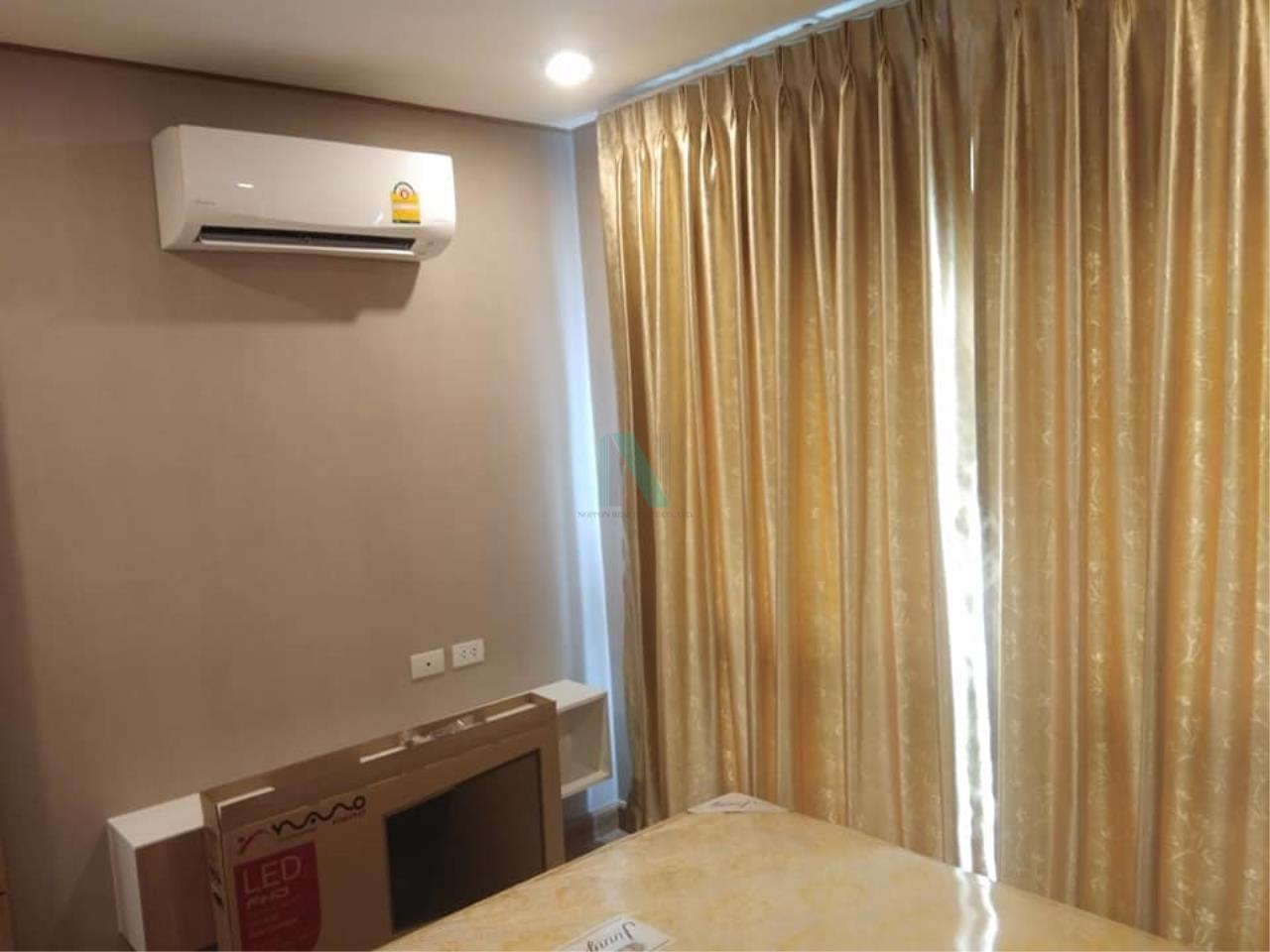 NOPPON REAL ESTATE CO.,LTD.  Agency's For rent RIZZO CONDO BANGKANG 1 bedroom 7th floor near Triamudomsuksa Pattanakarn Nonthaburi. 6