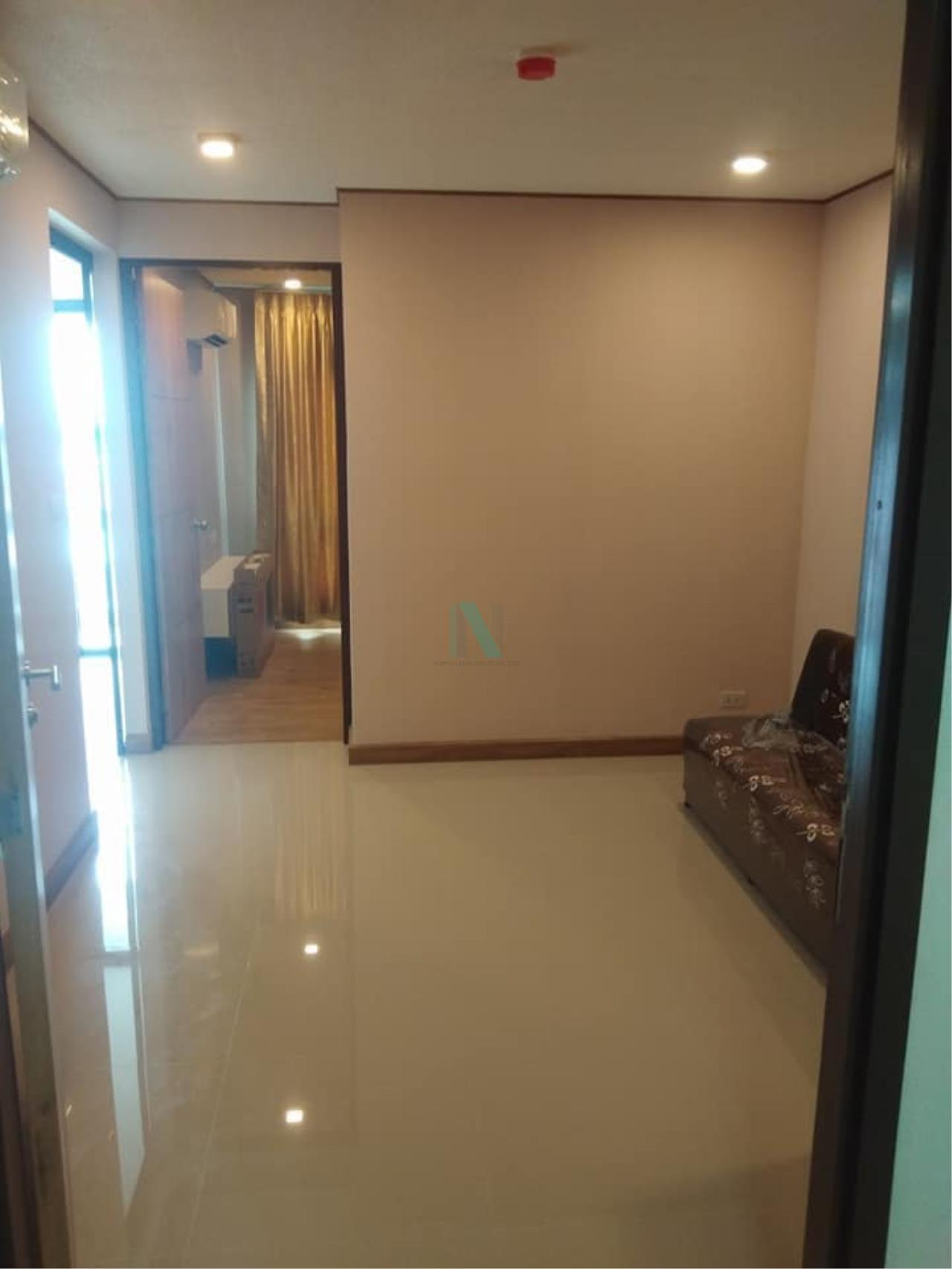 NOPPON REAL ESTATE CO.,LTD.  Agency's For rent RIZZO CONDO BANGKANG 1 bedroom 7th floor near Triamudomsuksa Pattanakarn Nonthaburi. 7