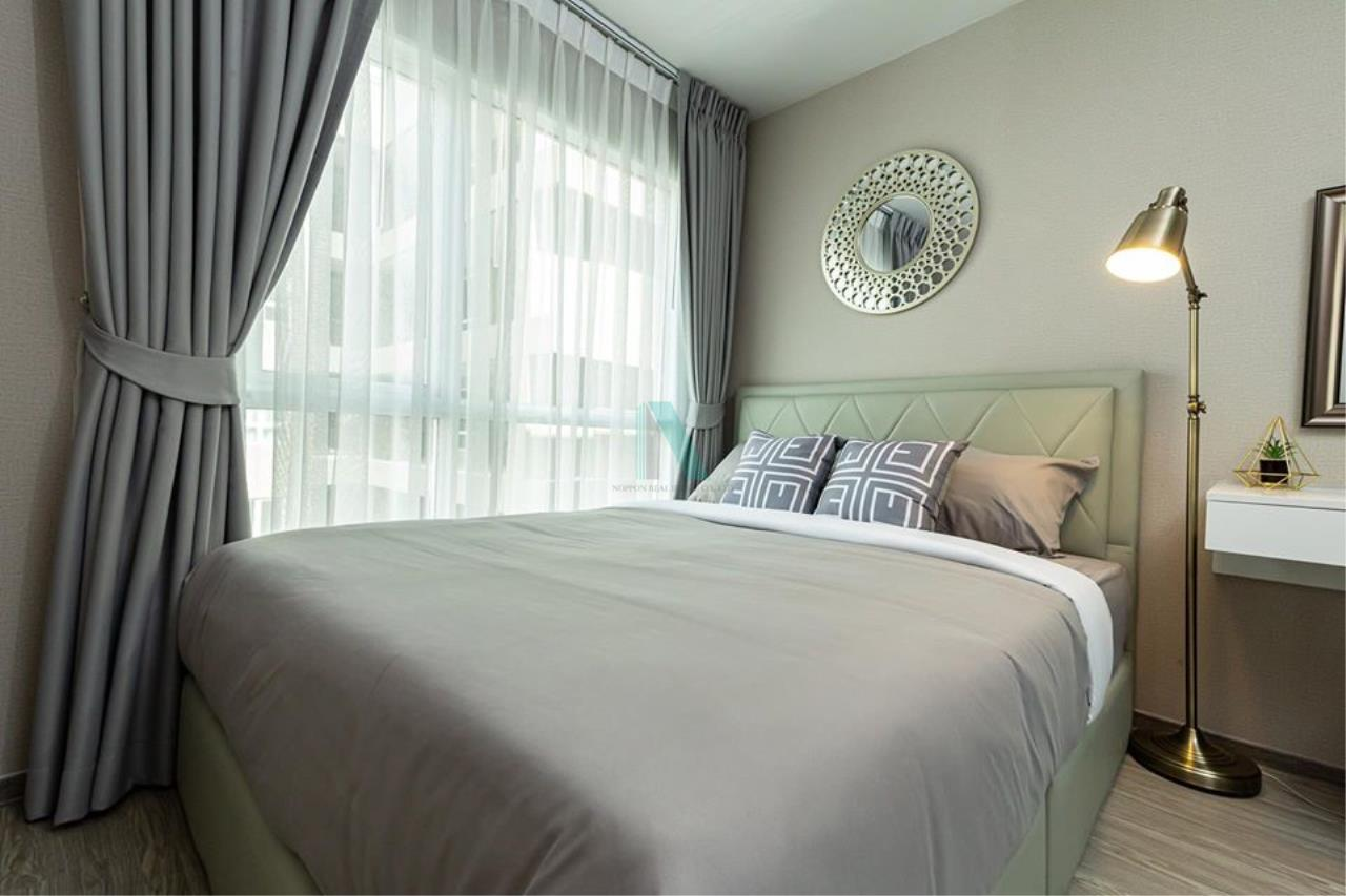 NOPPON REAL ESTATE CO.,LTD.  Agency's For rent Regent Home Sukhumvit 97/1 1 bedroom 6th floor Building E near BTS Bang Chak. 4