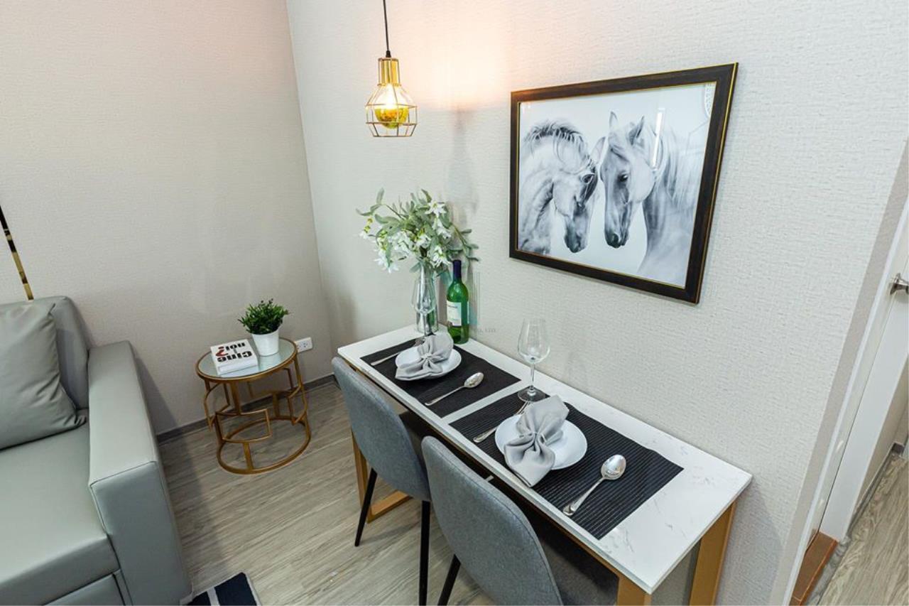 NOPPON REAL ESTATE CO.,LTD.  Agency's For rent Regent Home Sukhumvit 97/1 1 bedroom 6th floor Building E near BTS Bang Chak. 6