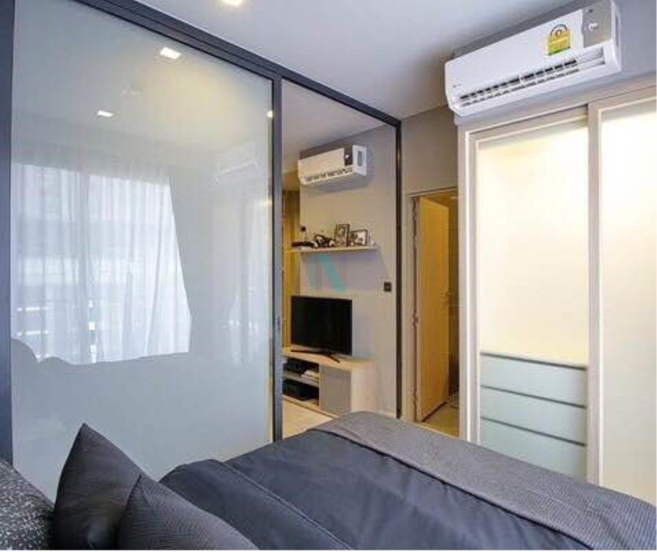 NOPPON REAL ESTATE CO.,LTD.  Agency's For Rent M Thonglor Ten 1 Bedroom 14th floor near BTS Ekkamai. 3