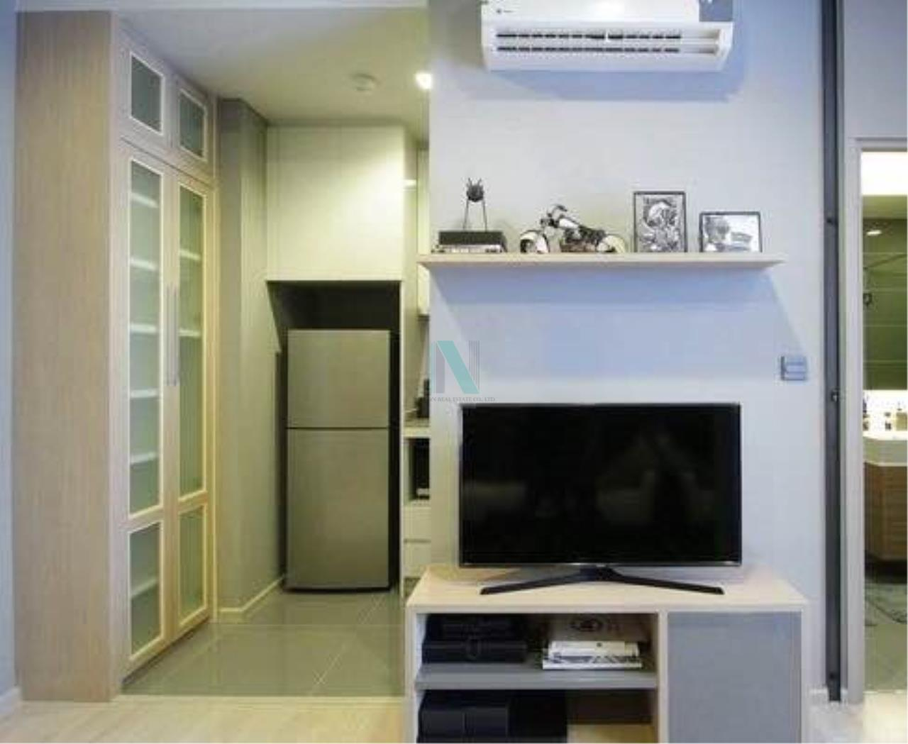 NOPPON REAL ESTATE CO.,LTD.  Agency's For Rent M Thonglor Ten 1 Bedroom 14th floor near BTS Ekkamai. 5