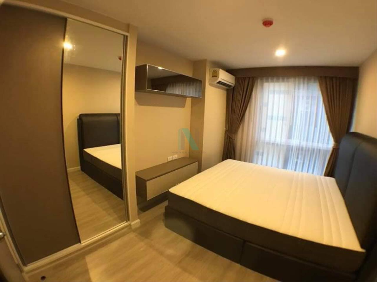 NOPPON REAL ESTATE CO.,LTD.  Agency's For rent Metro Luxe Ekkamai-Rama 4 1 bedroom Floor 5 Building B near Ekkamai BTS. 5
