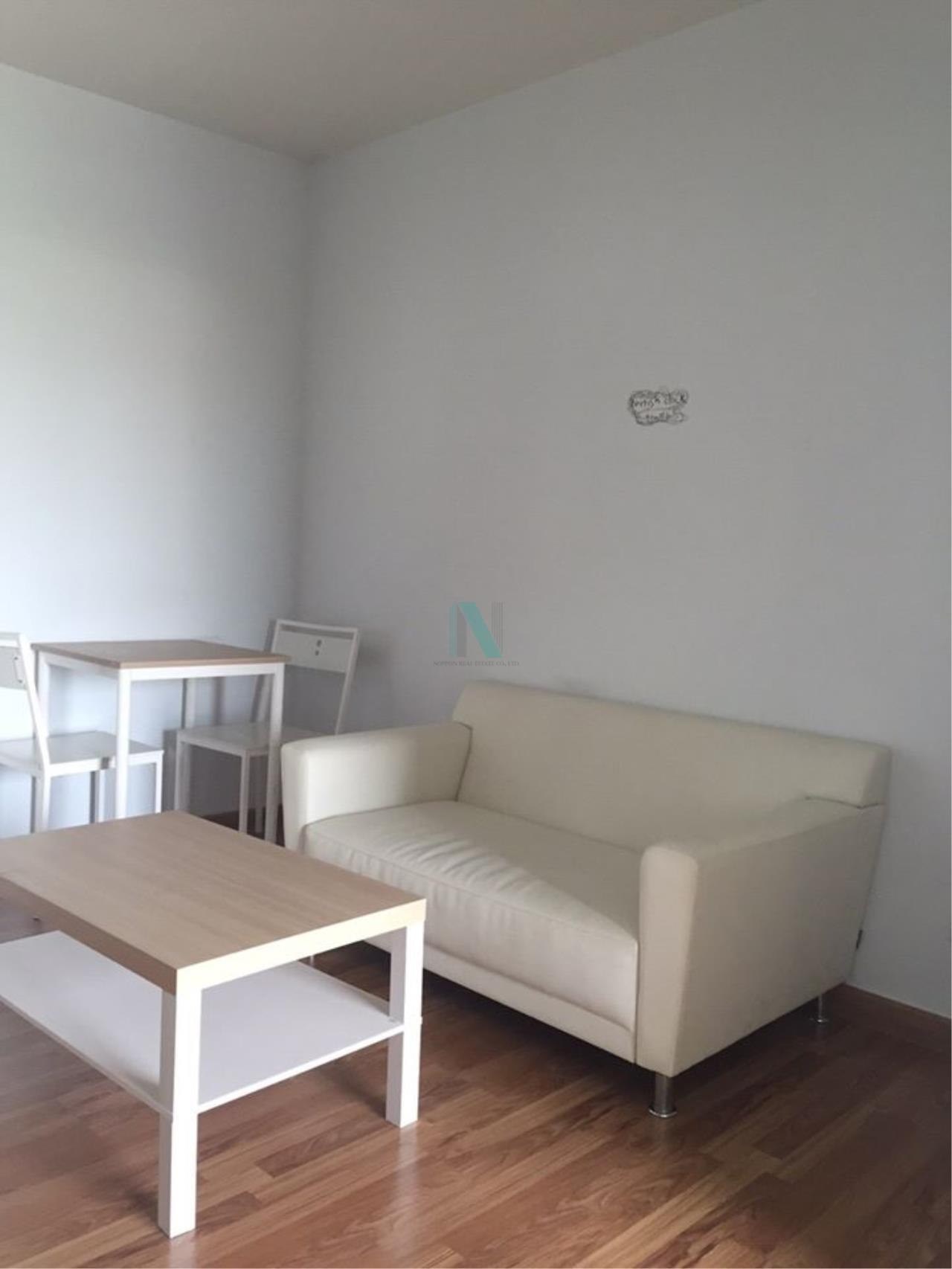 NOPPON REAL ESTATE CO.,LTD.  Agency's For rent The Seed Sathorn-Taksin 1 bedroom 4th floor near BTS Wongwian Yai. 1