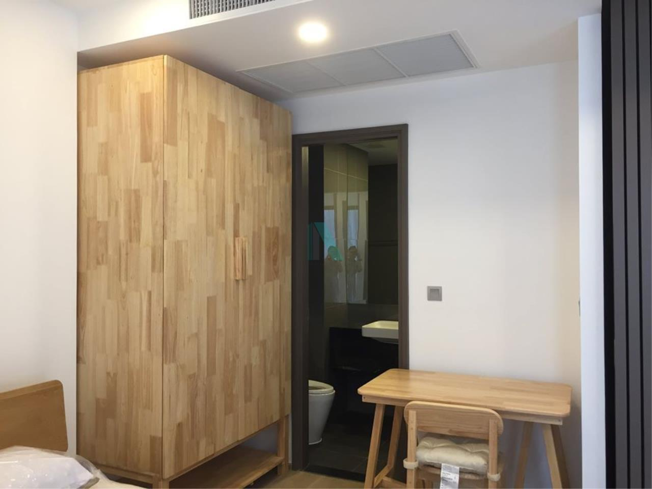 NOPPON REAL ESTATE CO.,LTD.  Agency's For Rent Ashton Chula-Silom 1 Bedroom 7th floor near MRT Sam Yan. 6