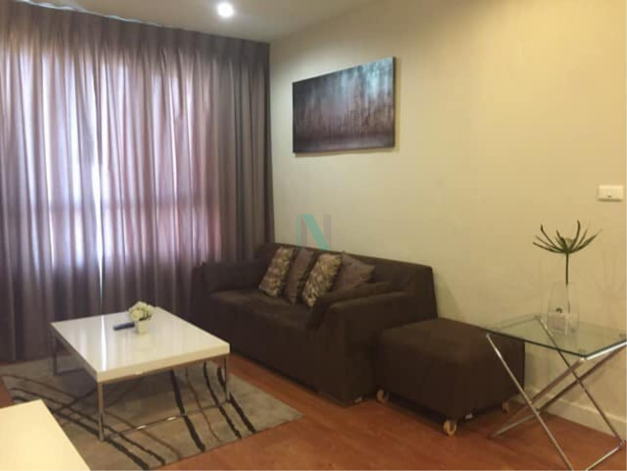 NOPPON REAL ESTATE CO.,LTD. Agency's For rent One X Sukhumvit 26 1 bedroom 19th floor near BTS Phrom Phong. 3