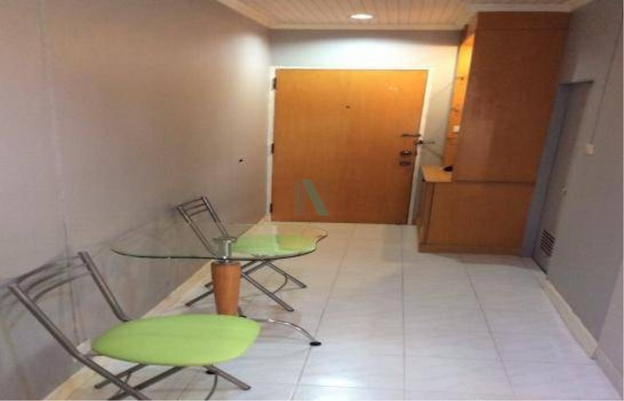 NOPPON REAL ESTATE CO.,LTD.  Agency's For rent The Trio Garden STUDIO 7th floor near Seacon Square Department Store. 3