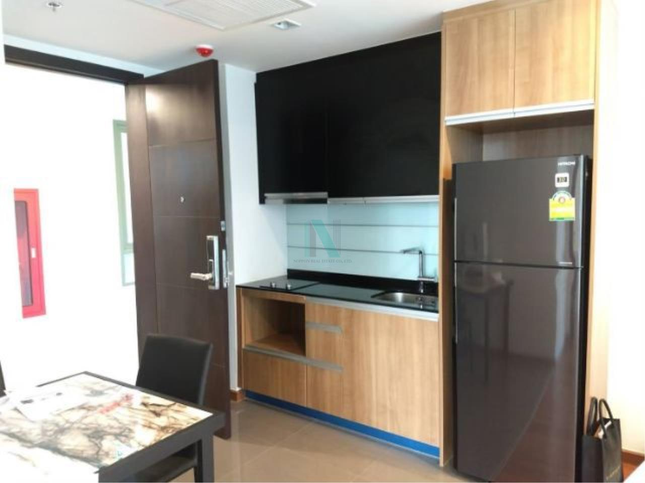 NOPPON REAL ESTATE CO.,LTD.  Agency's For Rent Wish Signature at Midtown Siam 1 bedroom 12A floor near BTS Ratchathewi. 4