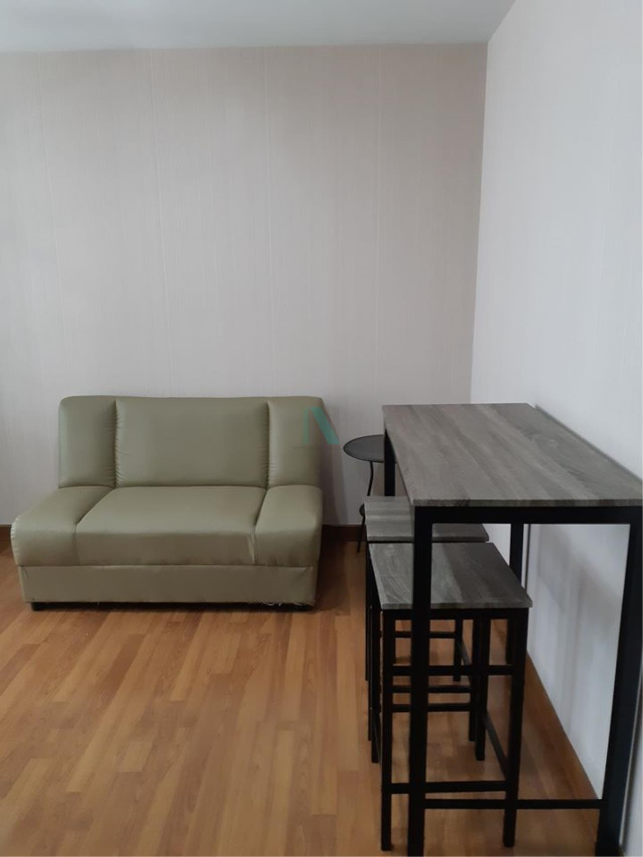 NOPPON REAL ESTATE CO.,LTD.  Agency's For Rent REGENT HOME BANGSON 1 bedroom 19th floor Building C near MRT Bangson. 1