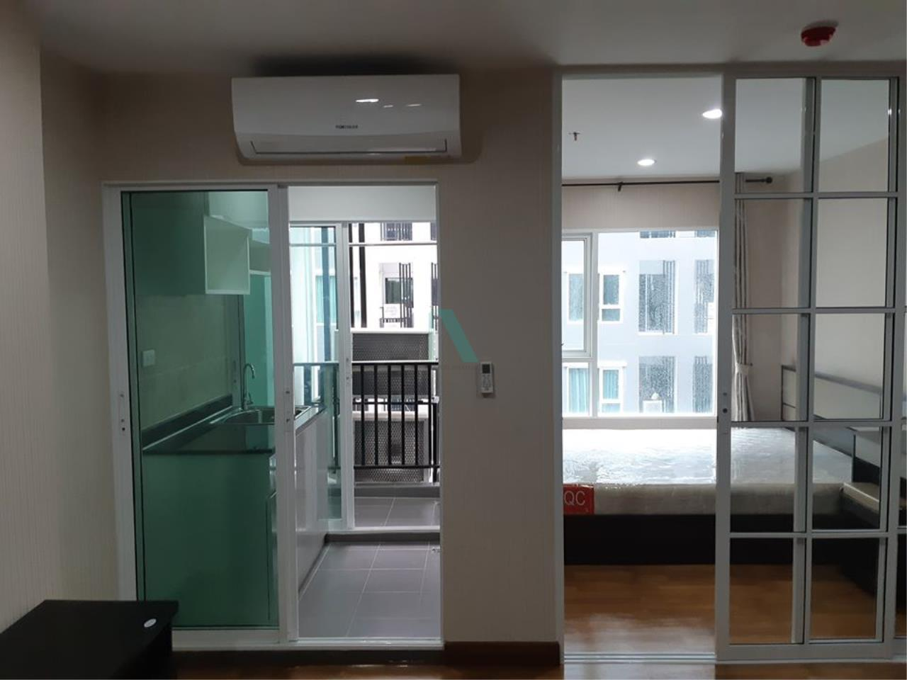 NOPPON REAL ESTATE CO.,LTD.  Agency's For Rent REGENT HOME BANGSON 1 bedroom 19th floor Building C near MRT Bangson. 2