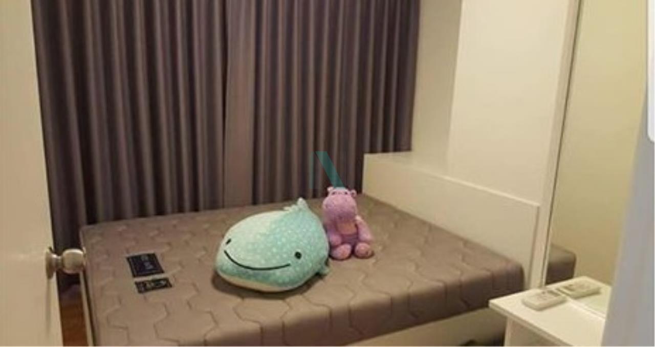 NOPPON REAL ESTATE CO.,LTD. Agency's For Rent The Trust Ngamwongwan 1 Bedroom 24th Floor near MRT Government Center. 5