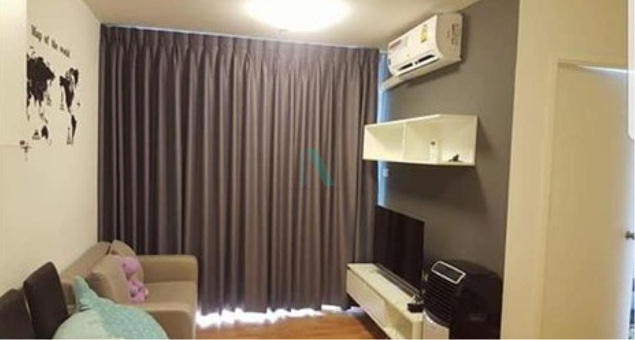 NOPPON REAL ESTATE CO.,LTD. Agency's For Rent The Trust Ngamwongwan 1 Bedroom 24th Floor near MRT Government Center. 6