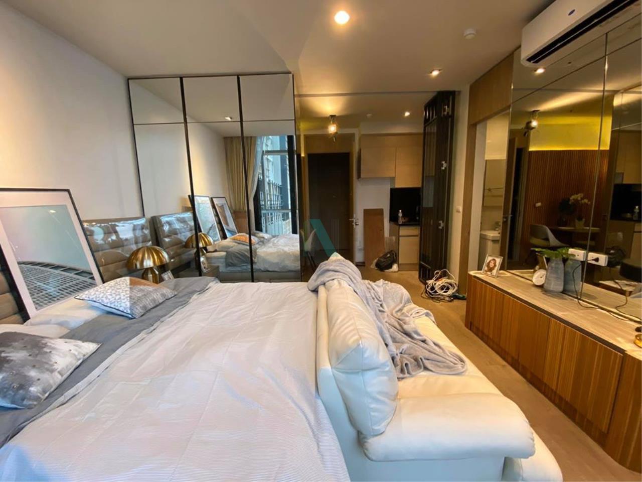 NOPPON REAL ESTATE CO.,LTD. Agency's For rent Park 24 Phase 2 STUDIO Floor 28 Building 6 near BTS Phrom Phong. 4