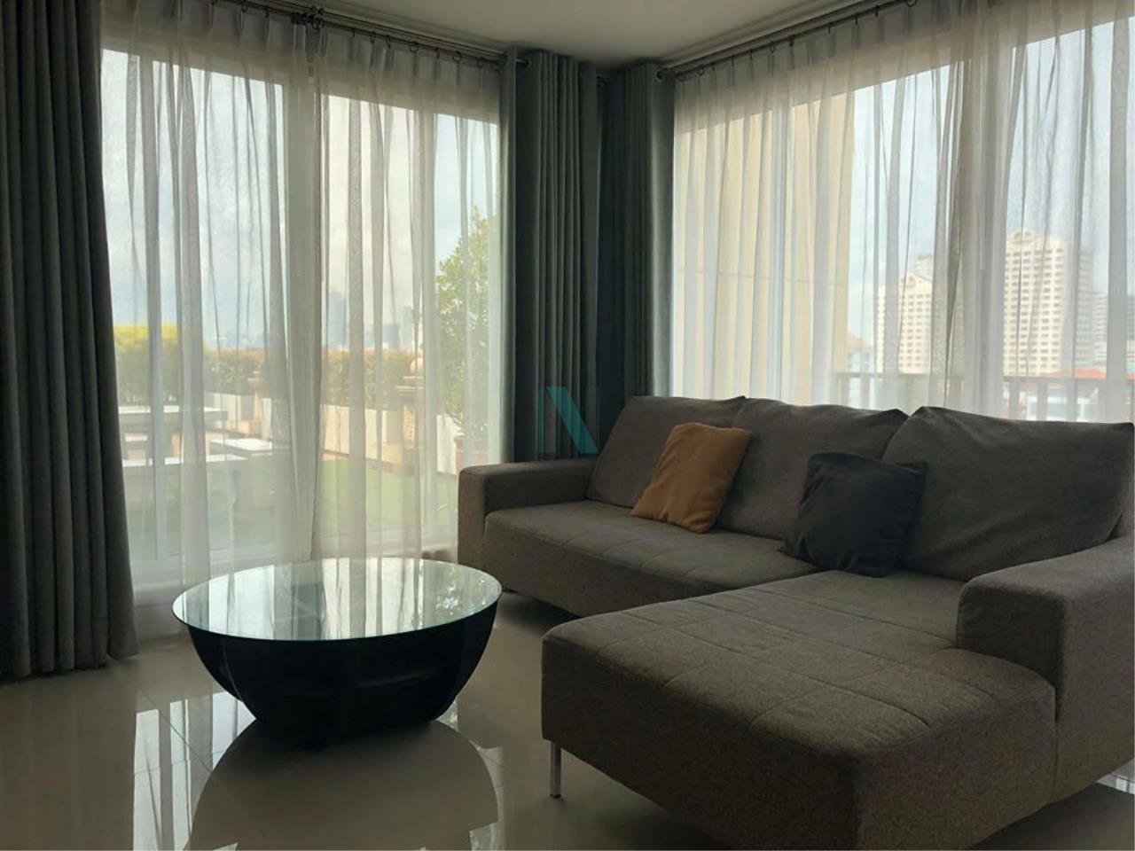 NOPPON REAL ESTATE CO.,LTD.  Agency's For rent HUMBLE LIVING @ YUYEN 2 bedroom 8th floor near MRT Sutthisan 3