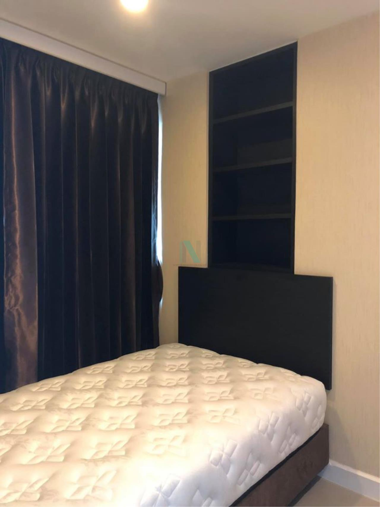 NOPPON REAL ESTATE CO.,LTD.  Agency's For rent HUMBLE LIVING @ YUYEN 2 bedroom 8th floor near MRT Sutthisan 4