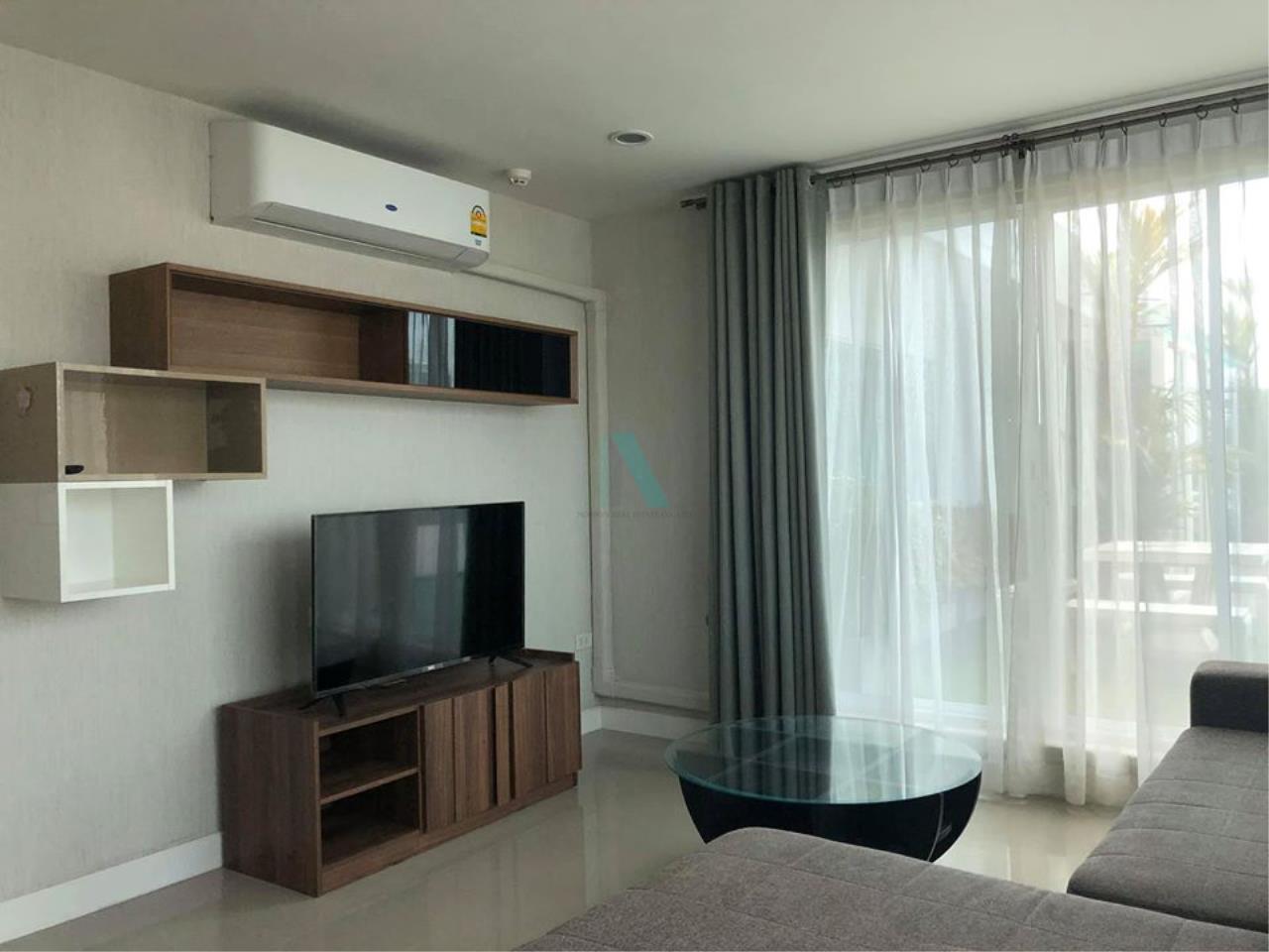 NOPPON REAL ESTATE CO.,LTD.  Agency's For rent HUMBLE LIVING @ YUYEN 2 bedroom 8th floor near MRT Sutthisan 5
