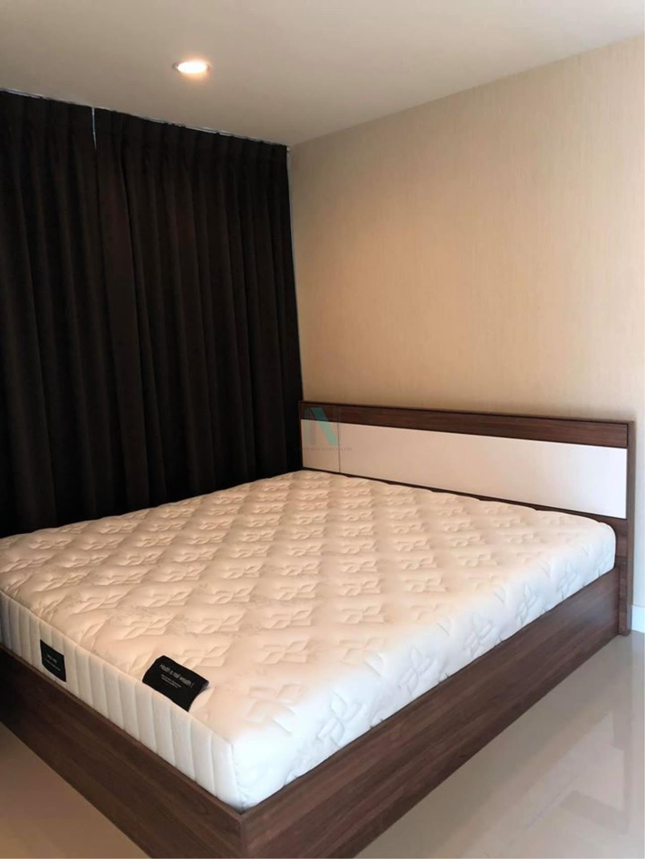 NOPPON REAL ESTATE CO.,LTD.  Agency's For rent HUMBLE LIVING @ YUYEN 2 bedroom 8th floor near MRT Sutthisan 7