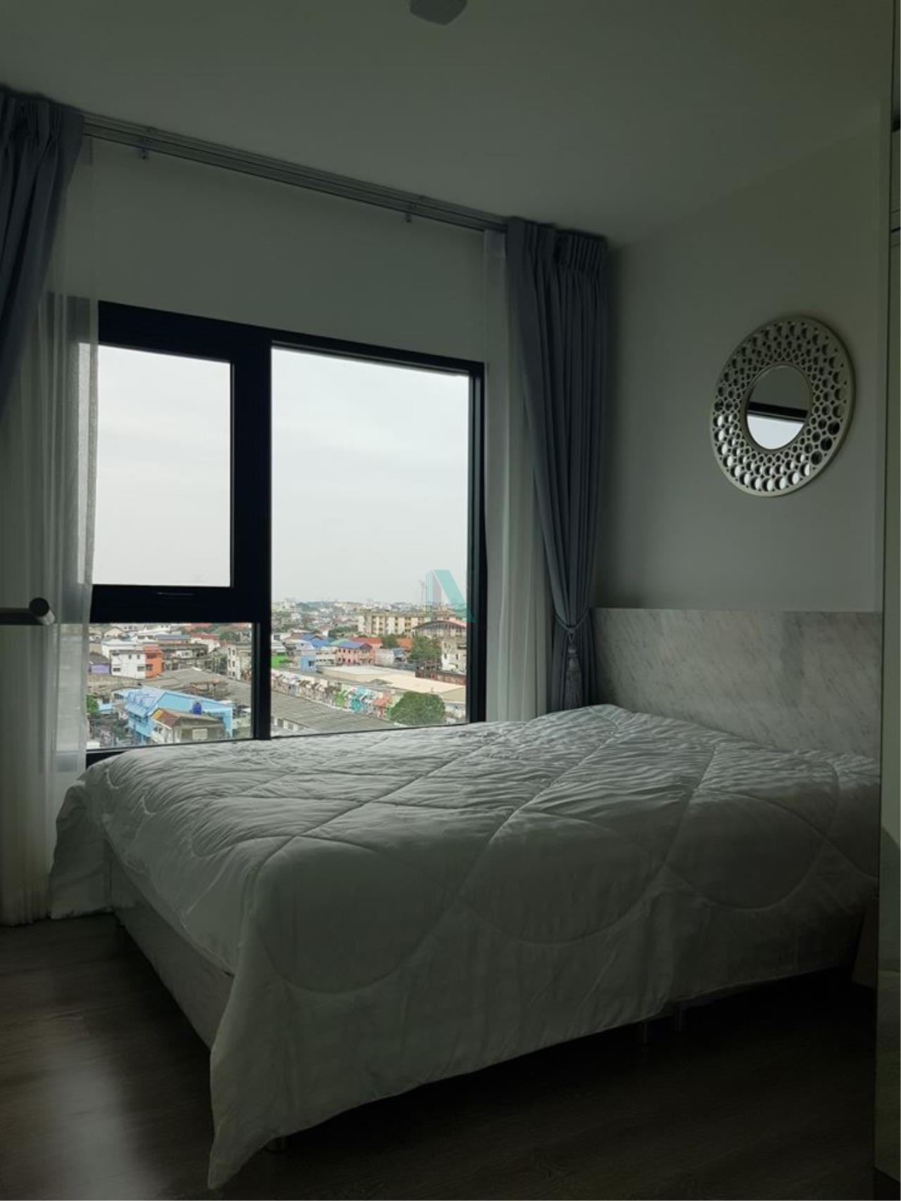 NOPPON REAL ESTATE CO.,LTD.  Agency's For rent Kensington Sukhumvit - Thepharak 1 bedroom 7th floor near BTS Samrong. 5