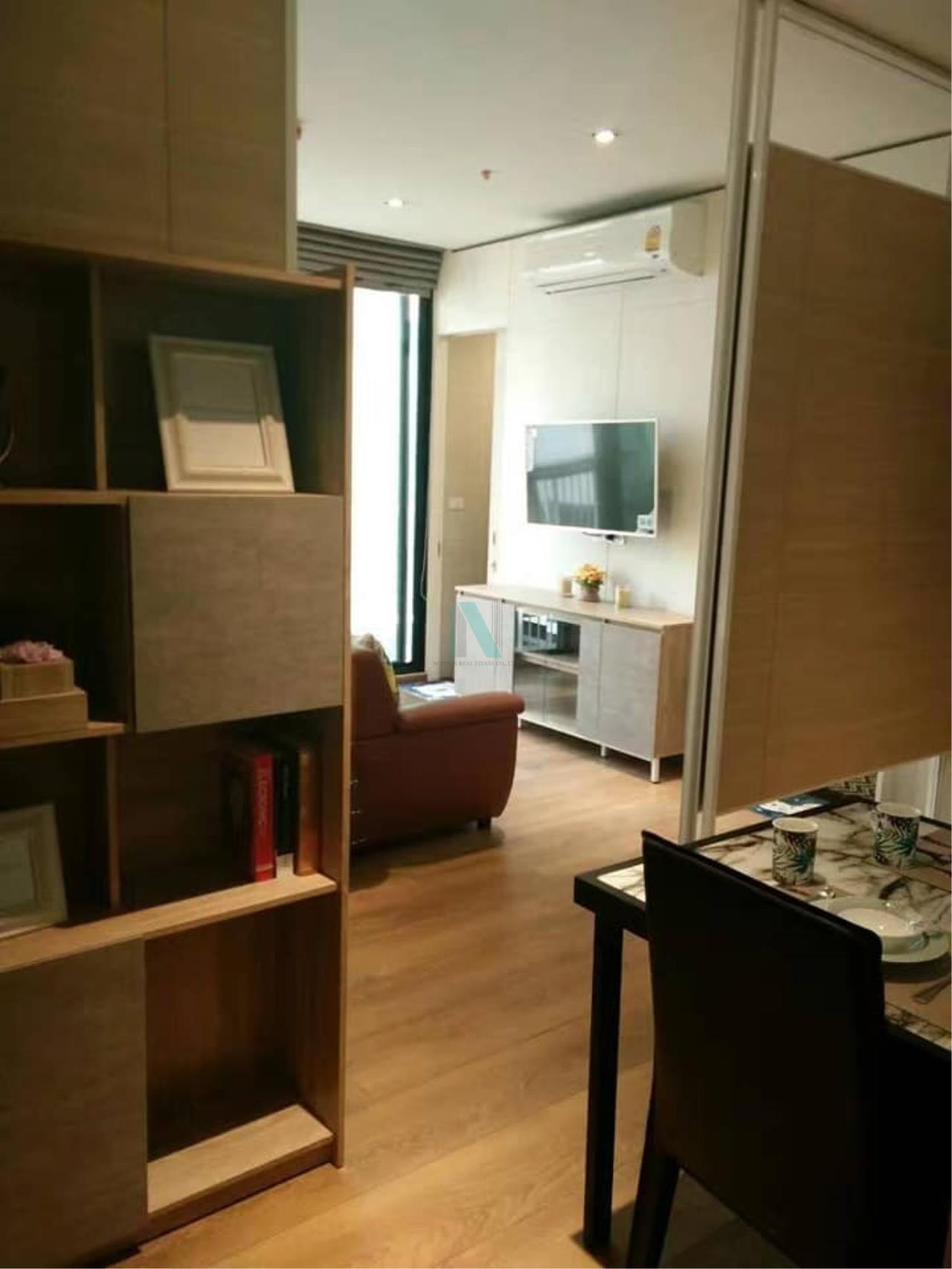 NOPPON REAL ESTATE CO.,LTD.  Agency's For rent Park 24 STUDIO Floor 4 Building 2 near BTS Phrom Phong. 3