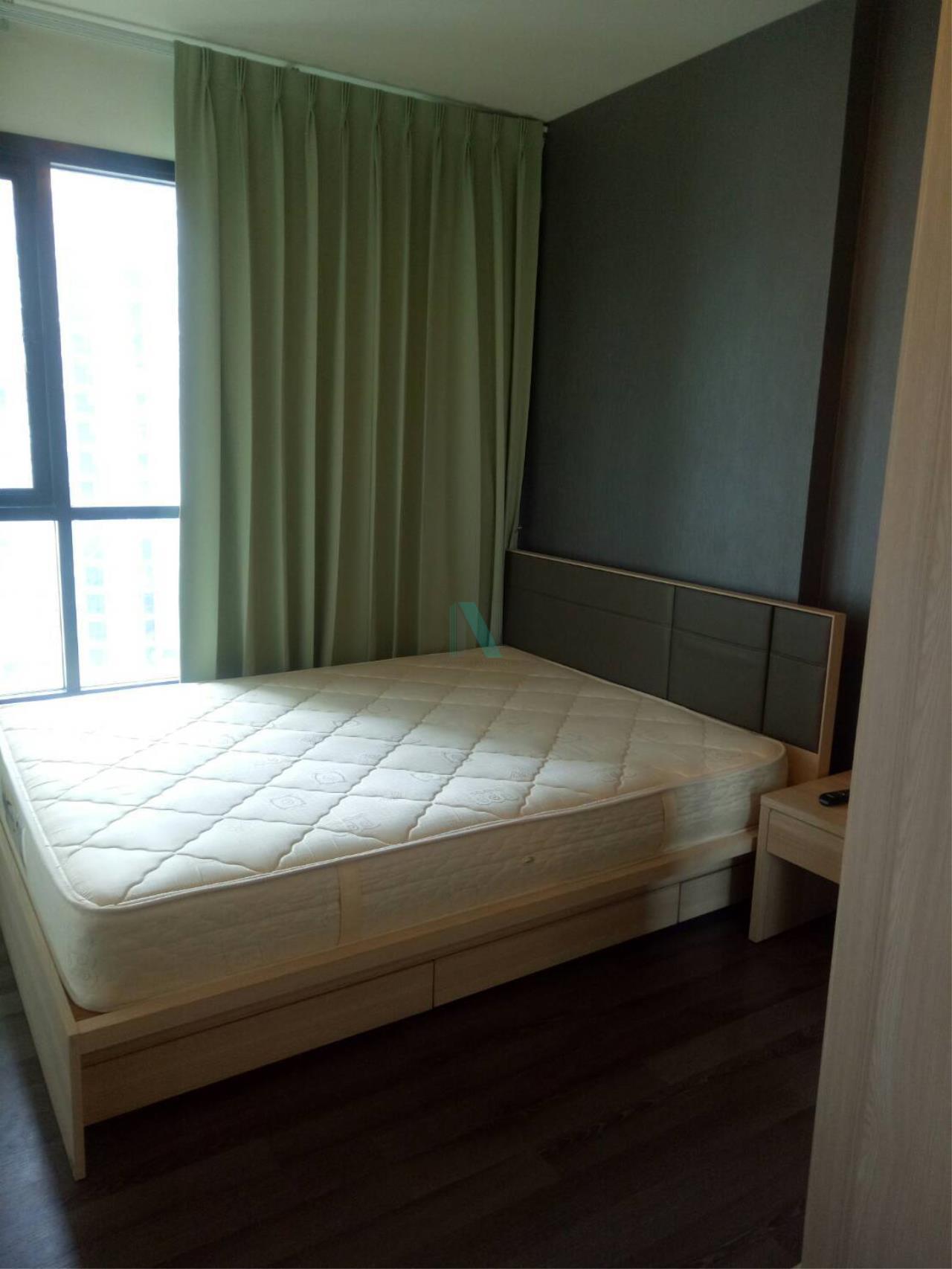 NOPPON REAL ESTATE CO.,LTD.  Agency's For rent The Base Park West Sukhumvit 77 1 bedroom 19th floor near BTS On Nut. 5