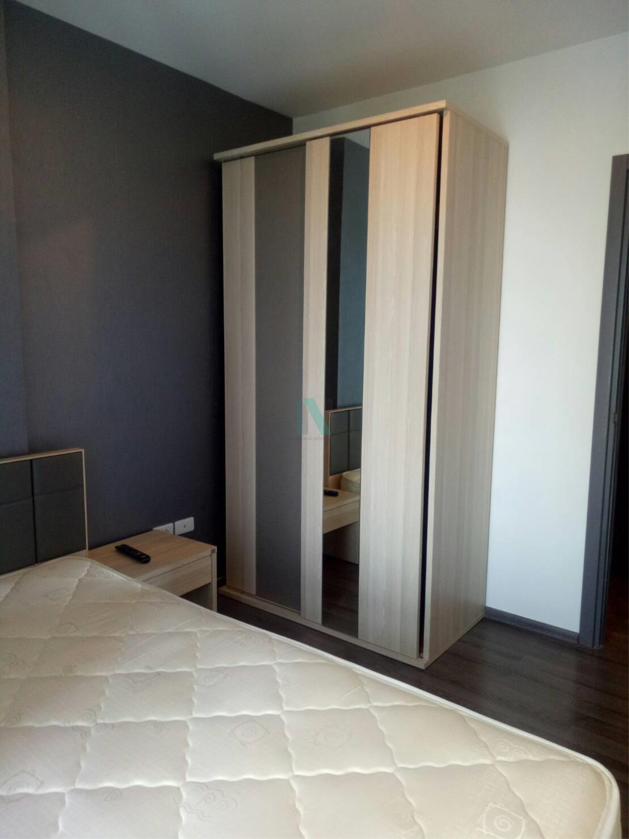 NOPPON REAL ESTATE CO.,LTD.  Agency's For rent The Base Park West Sukhumvit 77 1 bedroom 19th floor near BTS On Nut. 8