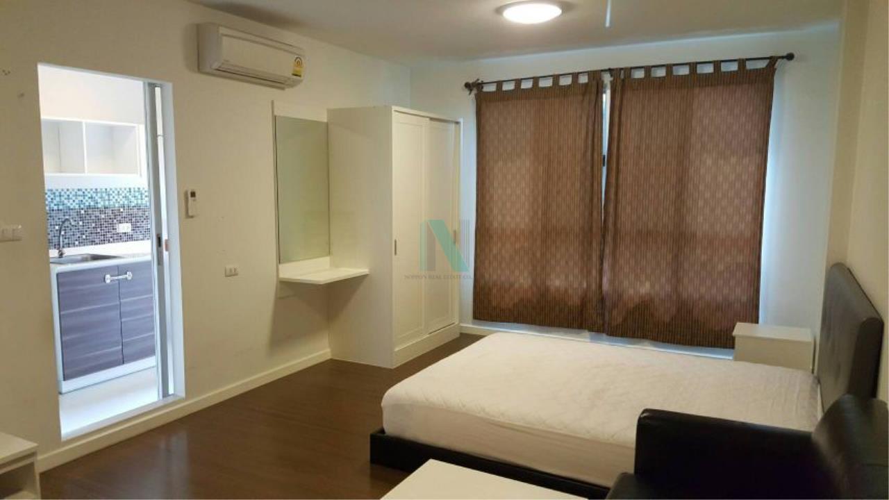 NOPPON REAL ESTATE CO.,LTD. Agency's For rent D Condo Sathupradit 49 STUDIO 1st Floor Building A near BRT Wat Dan . 3
