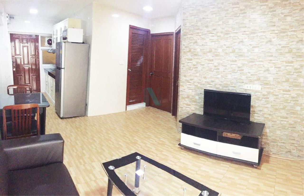 NOPPON REAL ESTATE CO.,LTD. Agency's For rent Thonglor Tower 2 bedrooms 15th floor Building B near BTS Thong Lo. 4