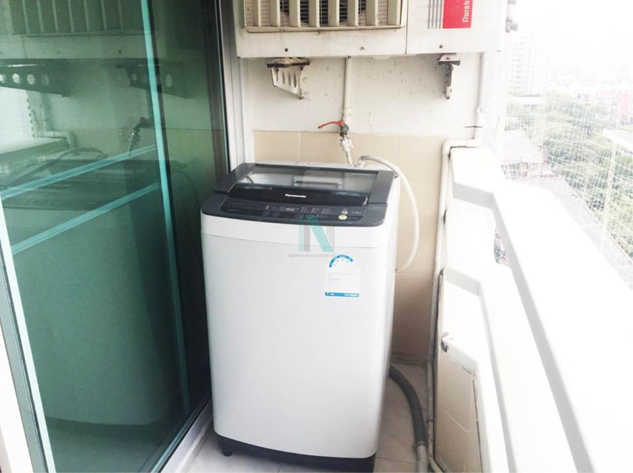 NOPPON REAL ESTATE CO.,LTD. Agency's For rent Thonglor Tower 2 bedrooms 15th floor Building B near BTS Thong Lo. 8