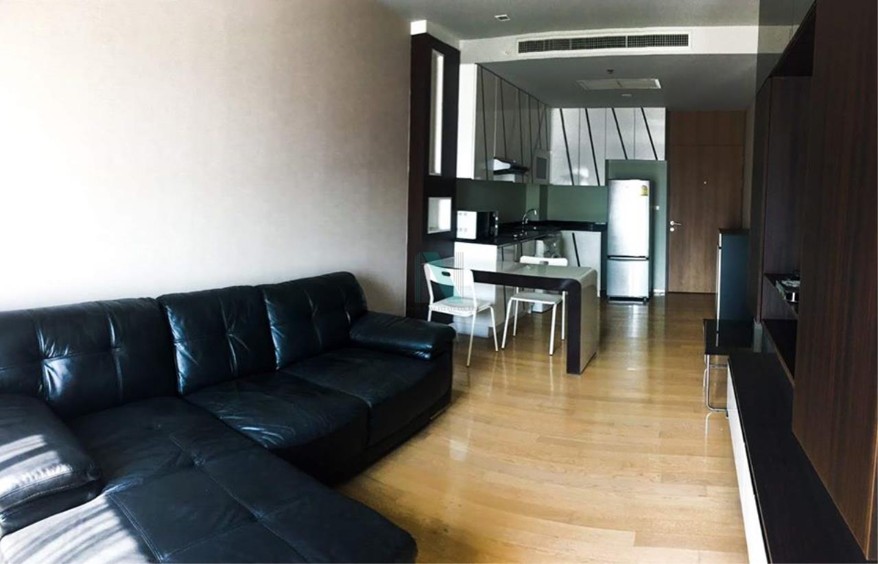 NOPPON REAL ESTATE CO.,LTD.  Agency's For rent Noble Refine 1 bedroom 18th floor near BTS Phrom Phong. 1