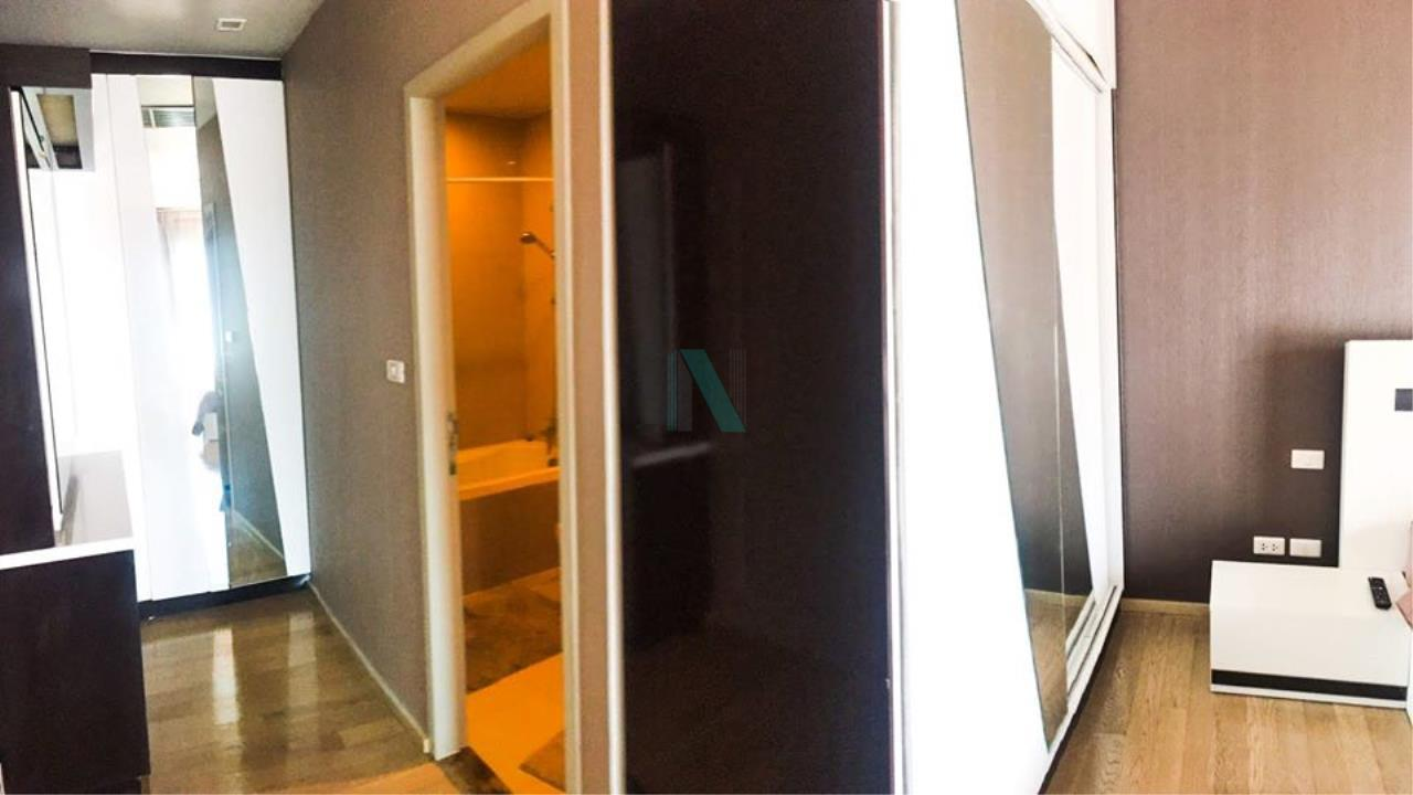 NOPPON REAL ESTATE CO.,LTD.  Agency's For rent Noble Refine 1 bedroom 18th floor near BTS Phrom Phong. 5