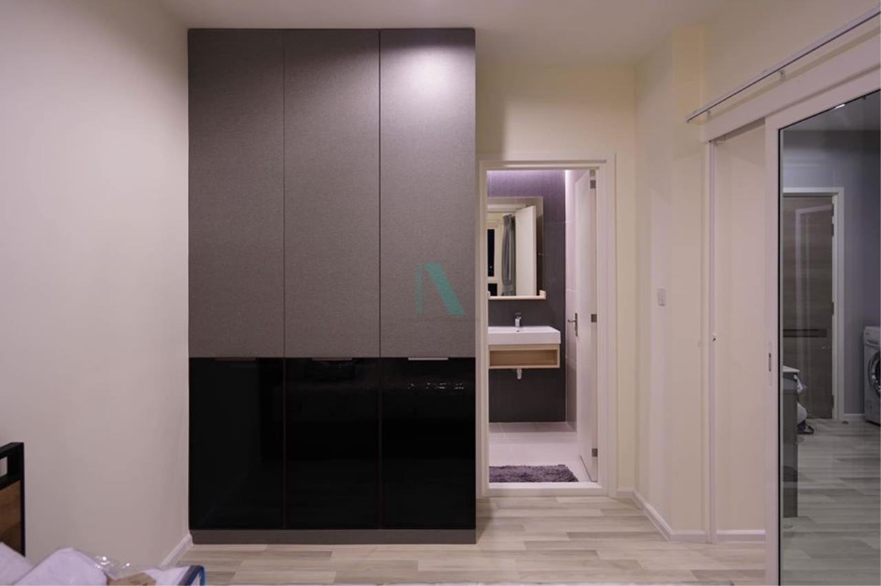 NOPPON REAL ESTATE CO.,LTD. Agency's For rent The Key Sathorn-Charoenrat 1 bedroom 37th floor near BTS Surasak. 3