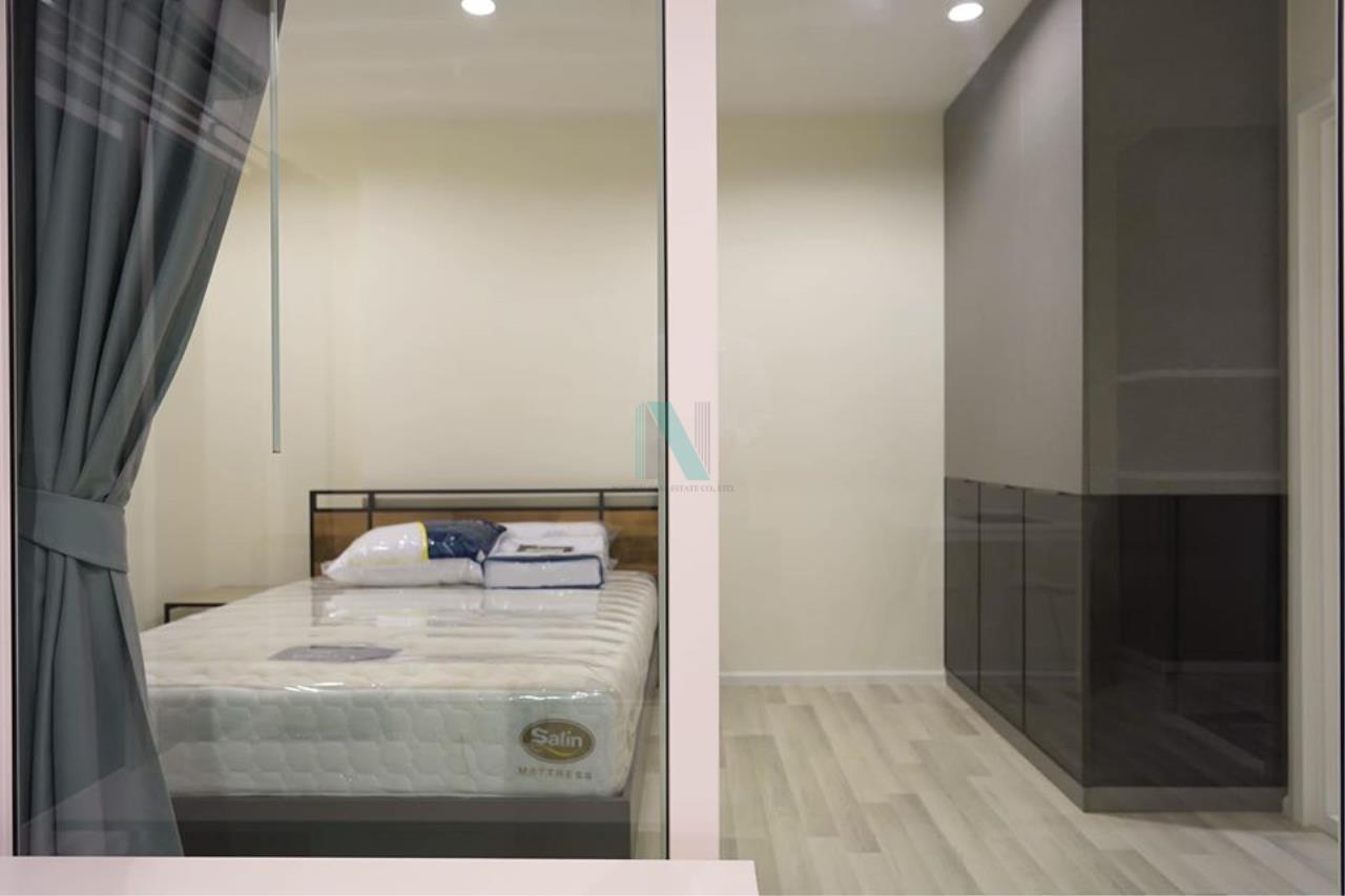 NOPPON REAL ESTATE CO.,LTD. Agency's For rent The Key Sathorn-Charoenrat 1 bedroom 37th floor near BTS Surasak. 7