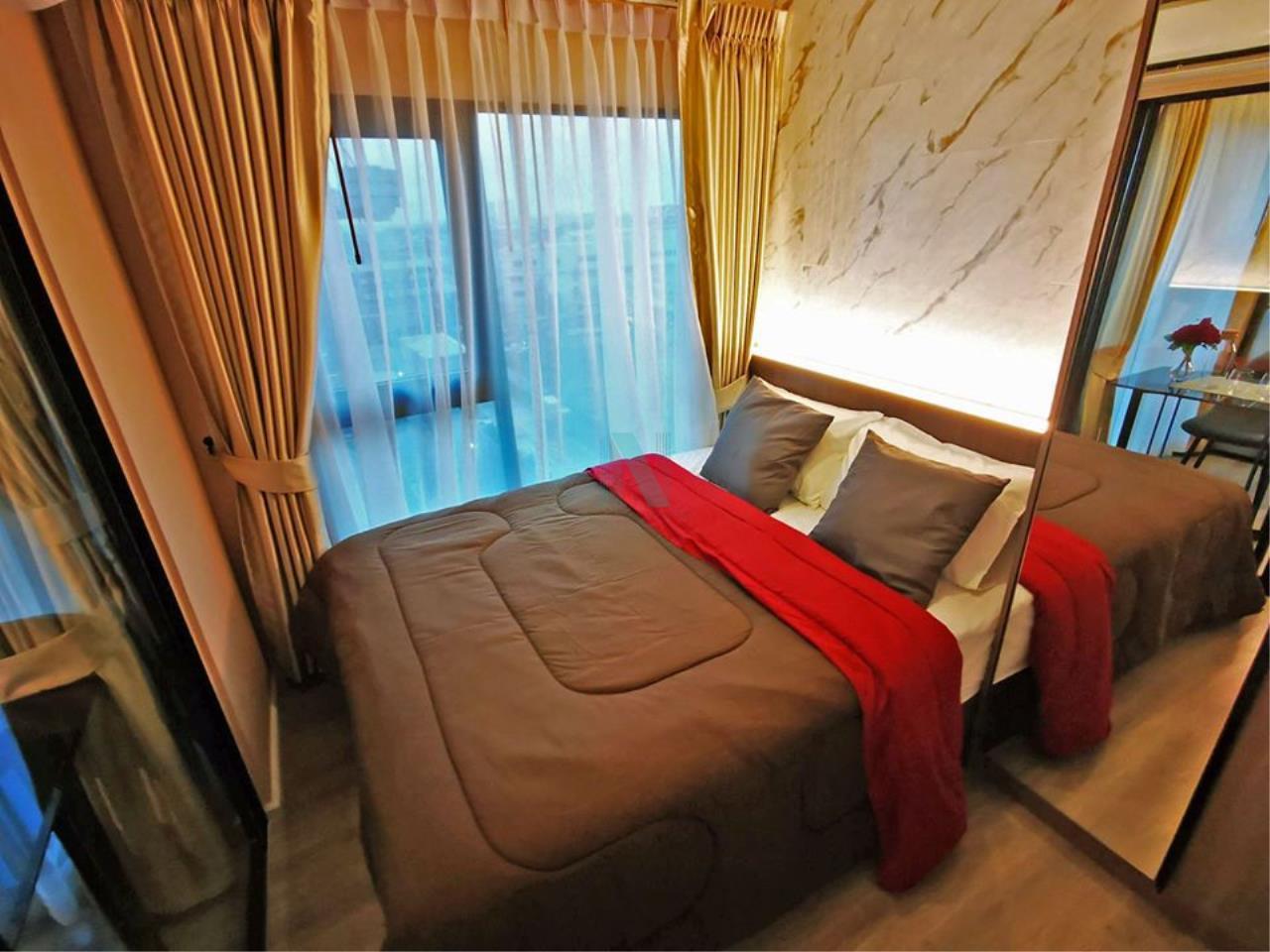 NOPPON REAL ESTATE CO.,LTD. Agency's For Rent Kensington Sukhumvit - Thepharak 1 Bedroom 7th Floor Building A. 6