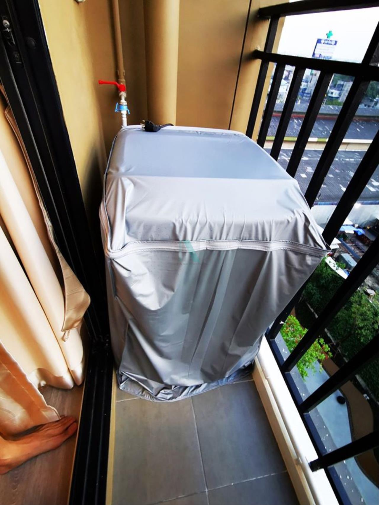 NOPPON REAL ESTATE CO.,LTD. Agency's For Rent Kensington Sukhumvit - Thepharak 1 Bedroom 7th Floor Building A. 8