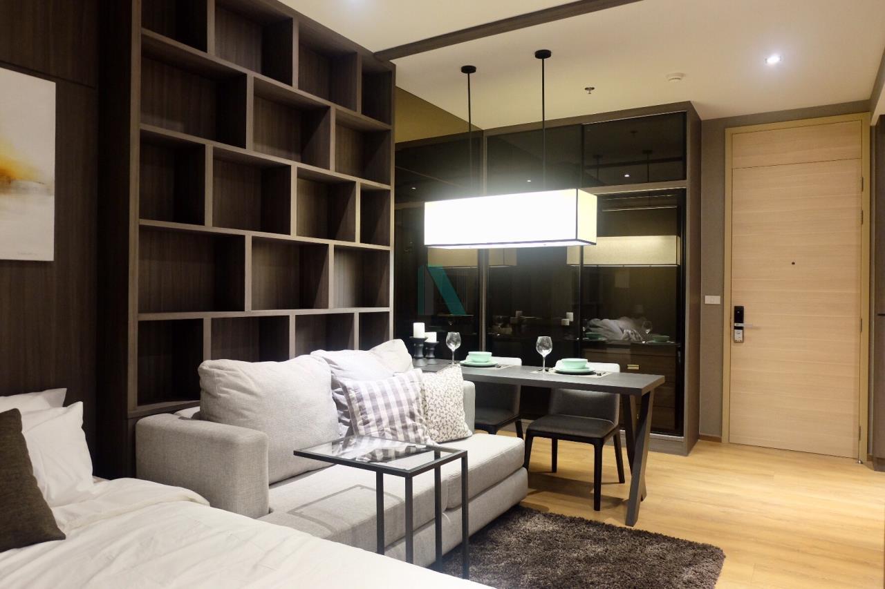 NOPPON REAL ESTATE CO.,LTD. Agency's For rent Park 24 STUDIO Floor 6 Building 3 near BTS Phrom Phong. 4
