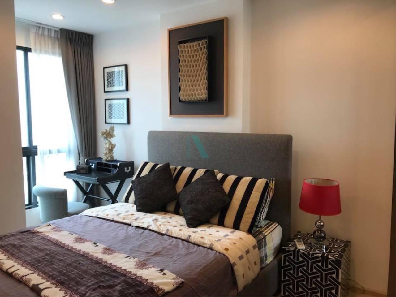 NOPPON REAL ESTATE CO.,LTD. Agency's For rent Ideo Sathorn-Thaphra 1 bedroom 24th floor near BTS Pho Nimit. 2