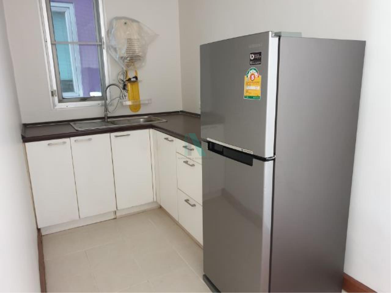 NOPPON REAL ESTATE CO.,LTD.  Agency's For rent Sukhumvit Plus 1 bedroom Floor 12A Building B near BTS Phra Khanong. 5