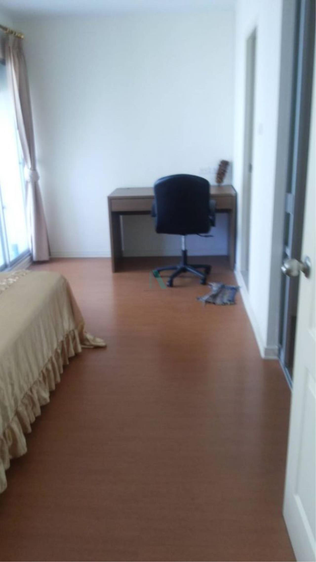 NOPPON REAL ESTATE CO.,LTD.  Agency's For rent Lumpini Town Ramintra-Nawamin 1 bedroom 11th floor Building B. 7