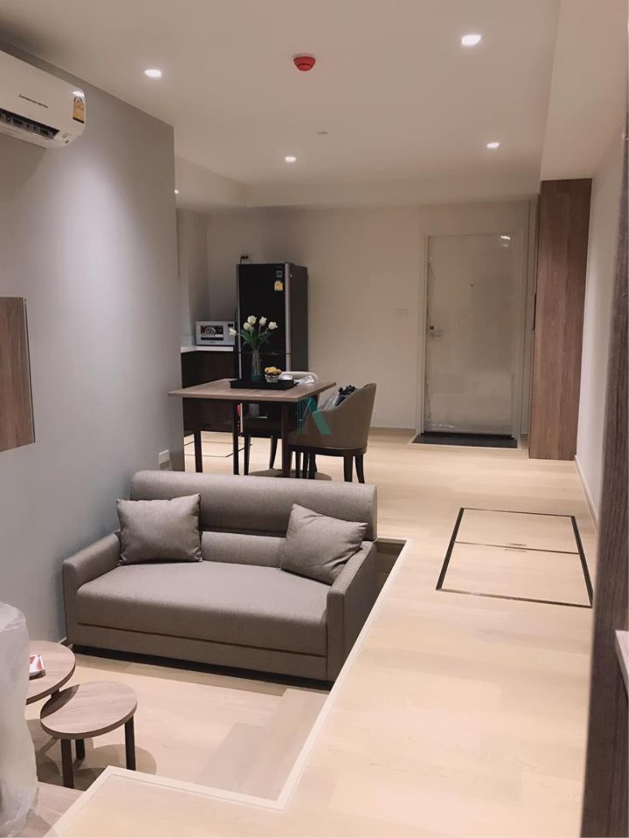 NOPPON REAL ESTATE CO.,LTD. Agency's For Rent Runesu Thonglor 5 1 Bedroom 2nd floor near BTS Thong Lo. 1